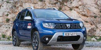 Dacia Duster 1.0 TCe 100 PS traction