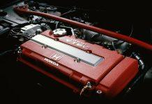 Honda Β16A κινητήρας VTEC