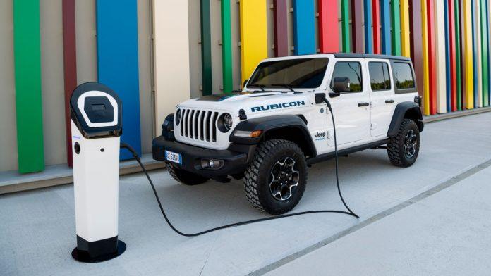 Jeep Wrangler 4xe τιμές Ελλάδα 2021
