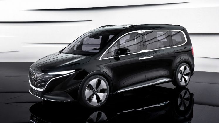 Mercedes Concept EQT 2021