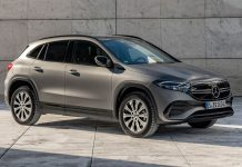 Νέα Mercedes EQA 300 4MATIC 2021