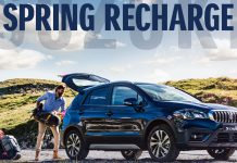 Suzuki Spring Recharge πρόγραμμα 2021