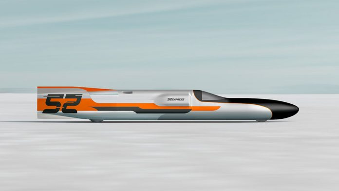 Guy Martin παγκόσμιο ρεκόρ ταχύτητας 2022