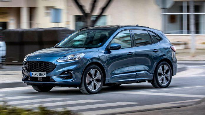 Ford Kuga ταξινομήσεις Ευρώπη πρωτιά PHEV