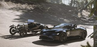 Aston Martin Vantage A3 2021