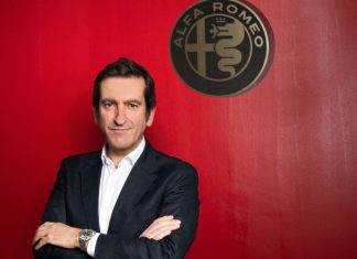 Alejandro Mesonero-Romanos σχεδίαση Alfa Romeo 2021