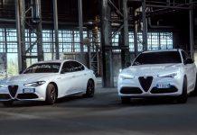 Alfa Romeo Giulia - Stelvio Drive Now