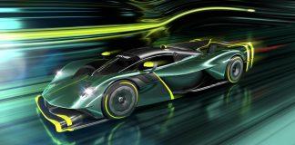 Aston Martin Valkyrie AMR Pro 2021