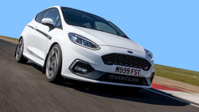 Ford Fiesta ST βελτίωση Mountune 2021