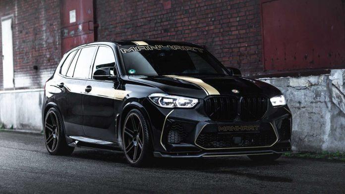 BMW X5 M Manhart