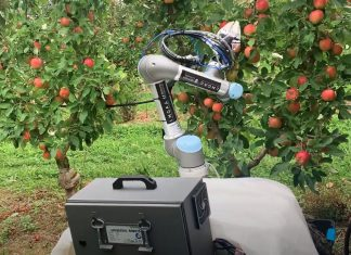 ρομπότ Monash Αυστραλία μήλα 2021