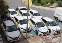Nissan LEAF περιφέρεια Πελοποννήσου 2021