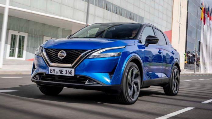 Νέο Nissan Qashqai πωλήσεις 2021
