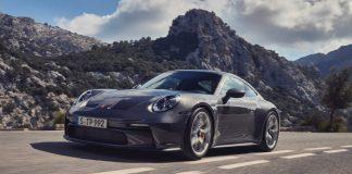 Porsche 911 GT3 Touring Package 2021