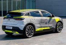 Renault Megane E-Tech Electric 2021
