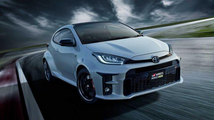 Toyota GR Yaris Morizo Selection 2021