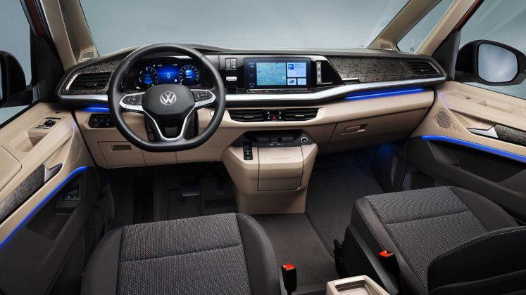 VW Mulitvan T7 2021