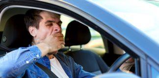 Οδήγησης ύπνος έρευνα 2021