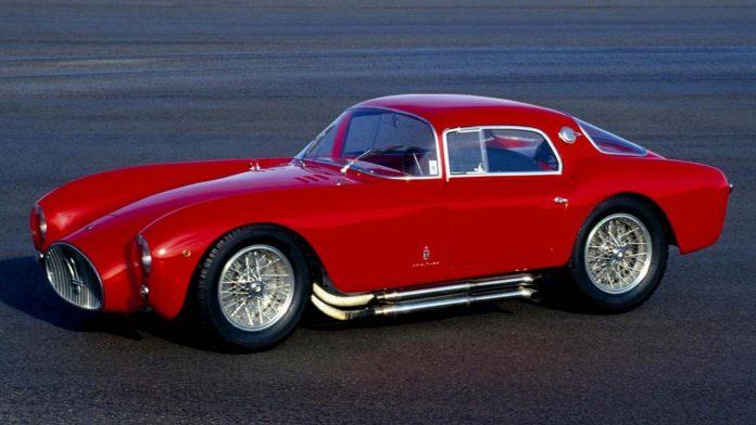 Maserati A6GCS