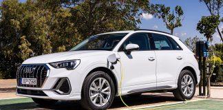 Audi Q3 TFSI e