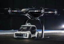Ιπτάμενα ταξί