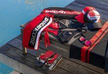 Ducati καλοκαιρινή σειρά αξεσουάρ και ρούχων 2021