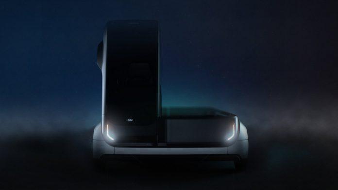 EAV LINCS 2021 ηλεκτρικό όχημα