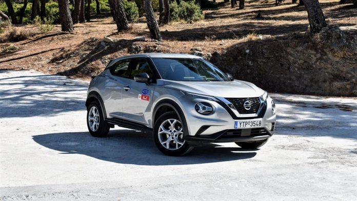Δοκιμή Nissan Juke