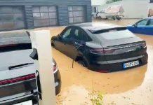 Πλημμύρα Γερμανία