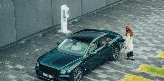 Bentley Flying Spur Hybrid 2021
