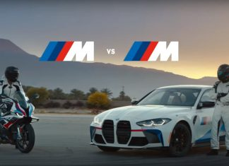 Video BMW M vs. M 2021