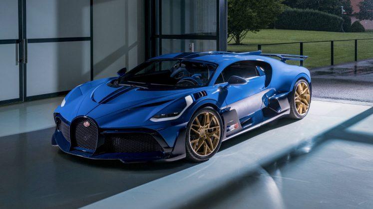 Bugatti Divo τέλος παραωγής 2021