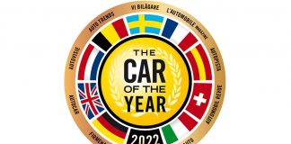 European Car of the year 2022