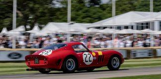 Ferrari Goodwood 2021