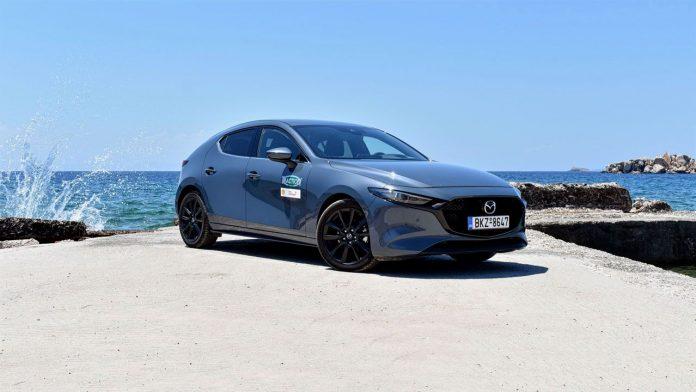 Δοκιμή Mazda3