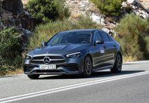 Mercedes C200 2022