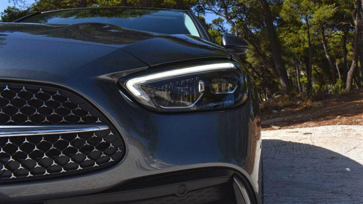 Mercedes C 200 2022