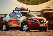 Nissan Juke Fuji Sunset Buggy 2021
