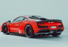 Novitec Ferrari F8 N-Largo 2021