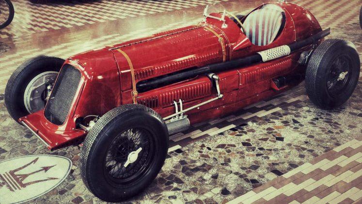 Panini Maserati