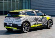 Renault Megane E-Tech Μόναχο 2021
