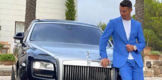 Rolls Royce Ronaldo