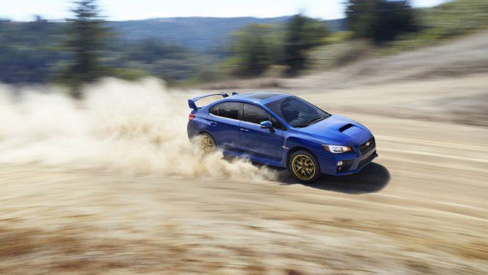 Subaru τετρακίνηση