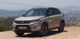 Suzuki Vitara AllGrip Hybrid