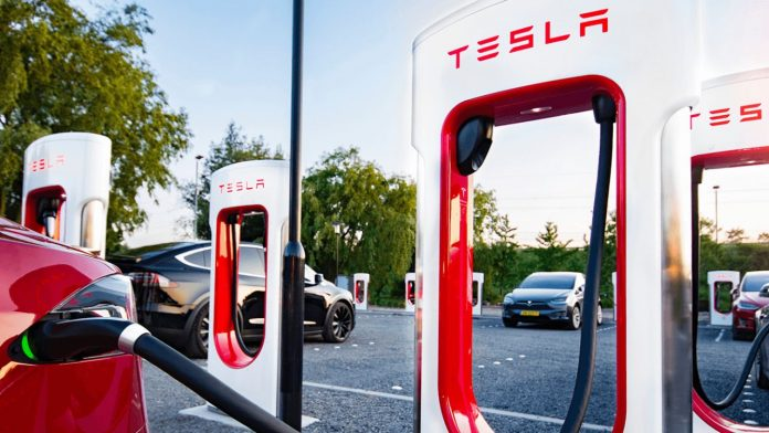 Tesla Φορτιστές