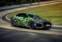 Audi RS3 Nurburgring