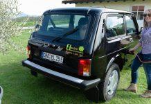 Ηλεκτρικό Lada Niva