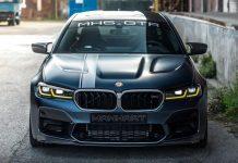 BMW M5 CS Manhart