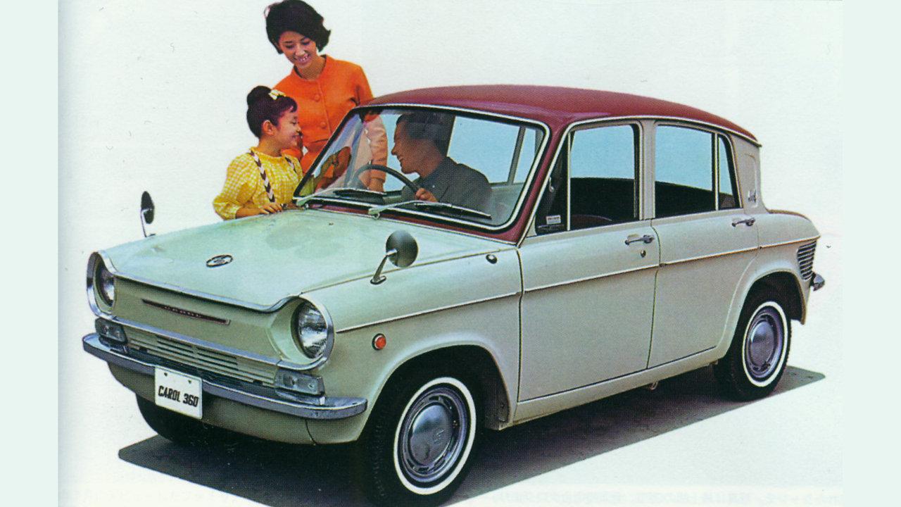 Mazda Carol 1966