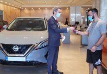 Νέο Nissan Qashqai